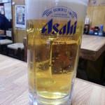 太助 - 生ビール大