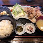 酒佳蔵 - 唐揚げランチ