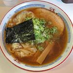 支那そばや - ワンタン麺¥1,000