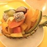 フルーツカフェ - 料理写真:フルーツボード