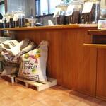 シマジコーヒー - 店内