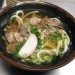松屋 - 肉うどん320円