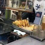 松屋 - 天ぷらやおにぎりたち