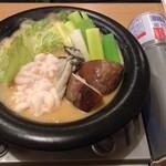 121396114 - あん肝酒肴鍋