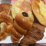 キングパン - 料理写真: