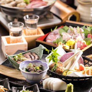 三田・田町での各種宴会にお得な飲み放題付コース多数ご用意!