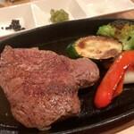 肉・海鮮料理ふじ - セットの肉料理