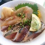 ザ・フィッシュ - 地魚漬け丼