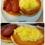 121405986 - スパム&エッグパンケーキ