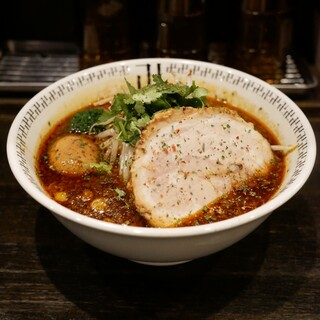 スパイス・ラー麺 卍力 - 料理写真: