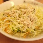 CoCo壱番屋 - バンバンジーサラダ