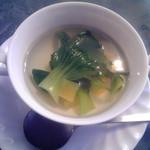 海猫軒 - スープ