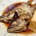 赤とんぼ - ノドグロ煮