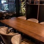 広尾 花椒庭 - 【半個室②】4名様テーブル席