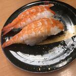 活魚寿司 - 料理写真: