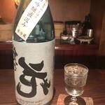 121423236 - 佐久乃花 辛口吟醸直汲み(佐久の花酒造・長野)