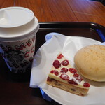 スターバックスコーヒー - 料理写真:キャラメルマキアートと
