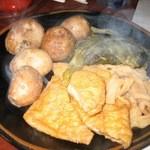 漁火 - 煮物盛合せ