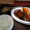 レストラン ポパイ - 料理写真:3品サービスセット No.1