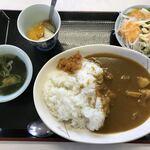 ごえん - 料理写真:カレーライス¥600