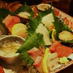 京橋 二刀流 - 【再訪】しらうお泳いでるでしょ!踊り食いもしました♪