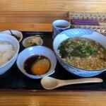 屋台家うどんげ - 料理写真:うどんげ定食 650円