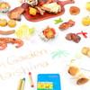 パームガーデン舞洲 byWBF - 料理写真:和紙に落書きしてBBQをするのがパームガーデン舞洲スタイル