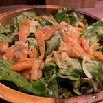 ふるはうす - 炙りサーモンのサラダ