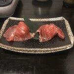 泡組 熊谷店 - 泡組特製しゃぶり寿司。                                 美味し。