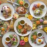 METoA Cafe & Kitchen - ランチメニュ