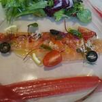 レストラン ワタナベ - 前菜