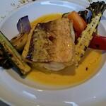 121449105 - 魚料理