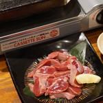 日本酒ダイニング 吉之助 - 砂肝