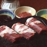 日本酒ダイニング 吉之助 - 黒毛和牛サーロイン