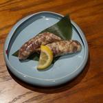 日本酒ダイニング 吉之助 - サルシッチャ