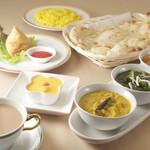 インド料理 シナモン - レディースコース