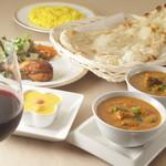 インド料理 シナモン - ベジタブルコース