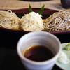 花尋庵 - 料理写真:三色蕎麦~☆