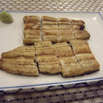 うなぎ神原 - 鰻の白焼き