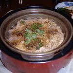 うなぎ神原 - 鴨柳川鍋