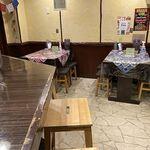 マサラ食堂 - 店内