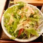 宝寿司 - サラダ