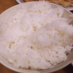 大阪王将 - ご飯