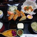 漁師海鮮 宗弘 - 料理写真: