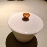 クラフタル - 鶏のスープ!鮑&セップ茸