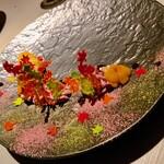 クラフタル - サツマイモと山葡萄
