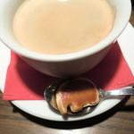 エレファント カフェ - コーヒースプーンにぞうさんクッキー