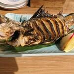 121471699 - 焼き魚(スズキ)