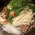 121475011 - 鍋の野菜