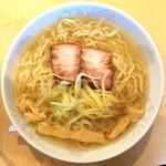 おおき屋 - 料理写真:生姜ラーメン大盛